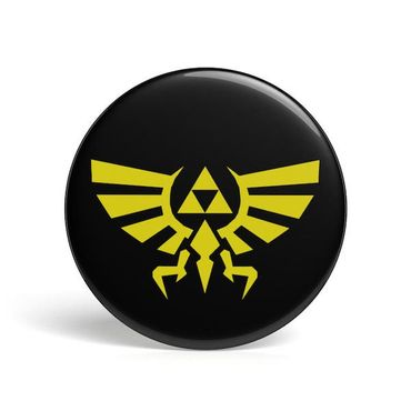 Button - Triforce - (Get Digital) (Neu)