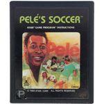 Pele's Soccer (Atari 2600) (Gebraucht) (Nur Modul) 001