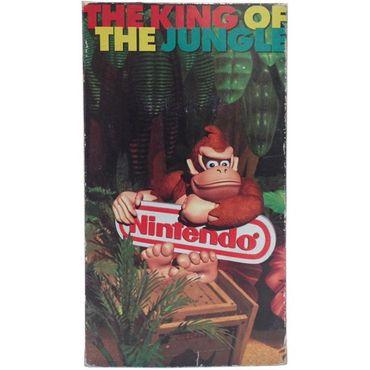 Nintendo Promo VHS - The King of the Jungle - (Nintendo) (Gebraucht)