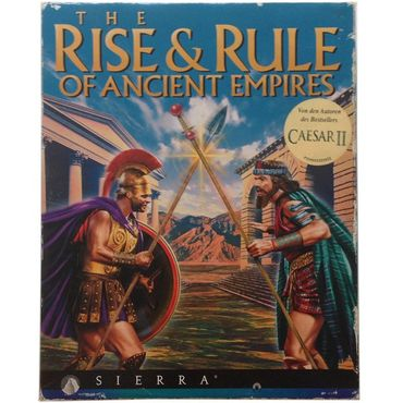 The Rise & Rule of Ancient Empires (PC) (Gebraucht) (Big Box) – Bild 1