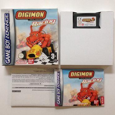 Digimon Racing (GameBoy Advance) (Gebraucht) (OVP) – Bild 2