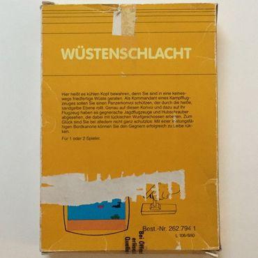 Wüstenschlacht (Atari 2600) (Gebraucht) (OVP) – Bild 3