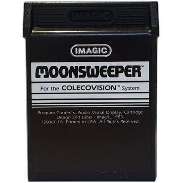 Moonsweeper (ColecoVision) (Coleco/CBS) (Gebraucht) (Nur Modul)