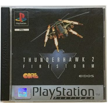 Thunderhawk 2 - Firestorm (Platinum) (PlayStation 1) (Gebraucht) (OVP)