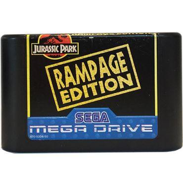 Jurassic Park - Rampage Edition (Mega Drive) (Gebraucht) (Nur Modul)