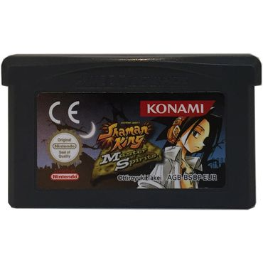 Shaman King - Master of Spirits (GameBoy Advance) (Gebraucht) (Nur Modul)