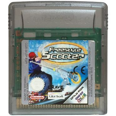 Freestyle Scooter (GameBoy Color) (Gebraucht) (Nur Modul)