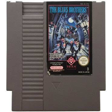 The Blues Brothers (NES) (Gebraucht) (Nur Modul)