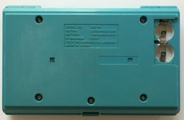 Game & Watch - Squish - MG-61 - Multi Screen - 1986 (Nintendo) (Gebraucht) – Bild 3