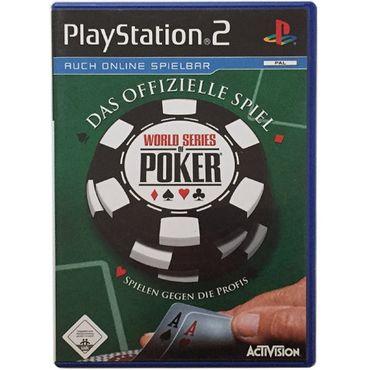 World Series of Poker (PlayStation 2) (Gebraucht) (OVP ohne Anleitung)