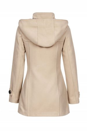 Laeticia Dreams Duffelcoat Kurzmantel – Bild 9