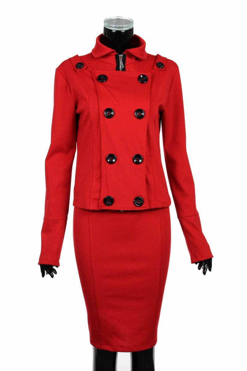 laeticia dreams damen kost m anzug mit jacke blazer und. Black Bedroom Furniture Sets. Home Design Ideas