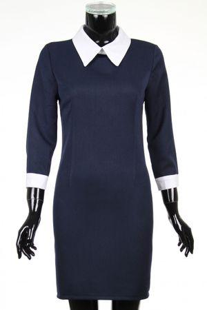 Laeticia Dreams Longshirt Kleid mit Kragen – Bild 9