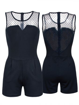Laeticia Dreams Kurz Overall – Bild 14