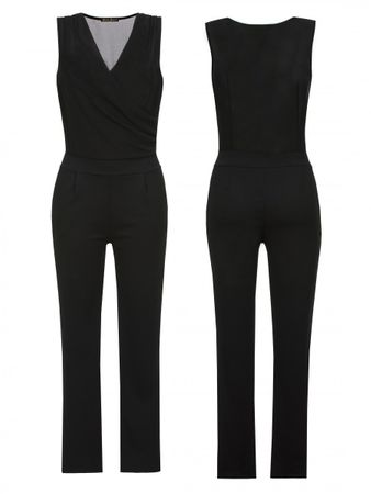 Laeticia Dreams Jumpsuit Wickeloptik – Bild 5