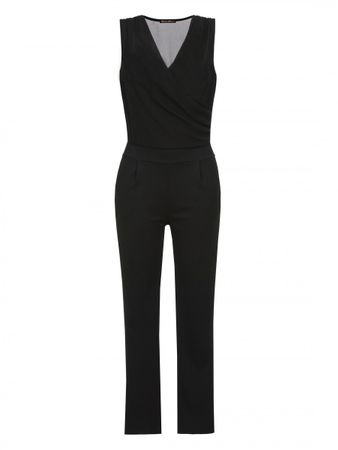Laeticia Dreams Jumpsuit Wickeloptik – Bild 6