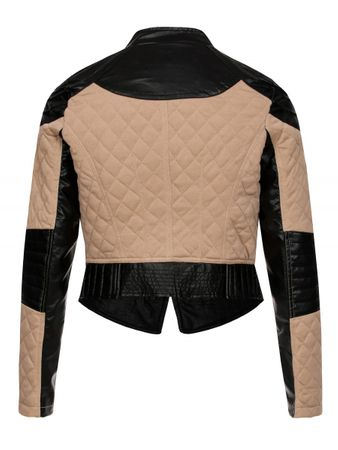 Laeticia Dreams Steppjakce Biker Look – Bild 9