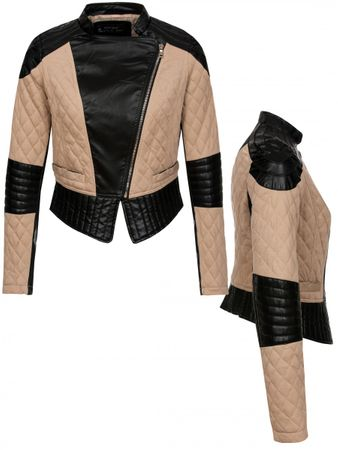 Laeticia Dreams Steppjakce Biker Look – Bild 6