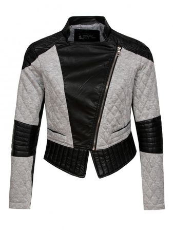 Laeticia Dreams Steppjakce Biker Look – Bild 3