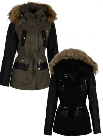 Laeticia Dreams Parka Winterjacke – Bild 1