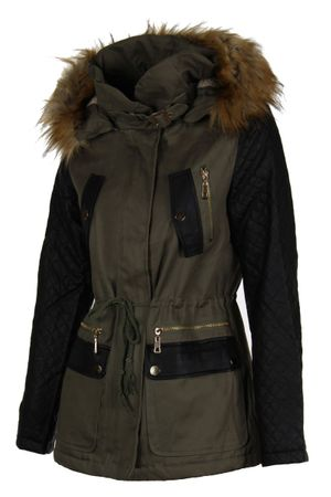 Laeticia Dreams Parka Winterjacke – Bild 4