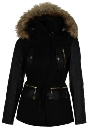 Laeticia Dreams Parka Winterjacke – Bild 8