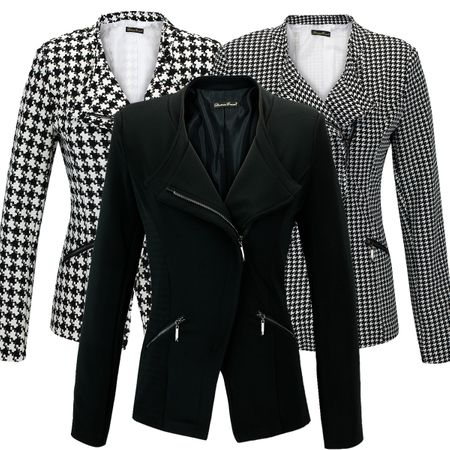 Laeticia Dreams Business Blazer