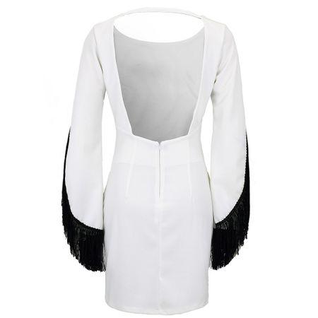 Laeticia Dreams Damenkleid mit Fransen – Bild 10