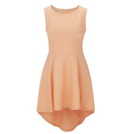 Laeticia Dreams Damen Kleid Knielang Sommerkleid Schleppe S M L XL – Bild 18