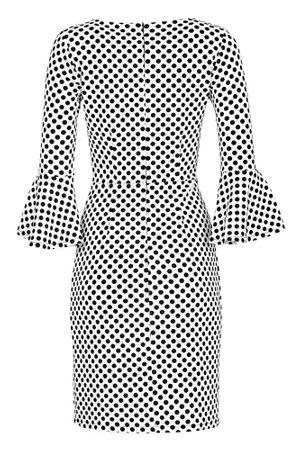 Laeticia Dreams Damen Kleid Knielang Trompetenärmel S M L XL – Bild 21