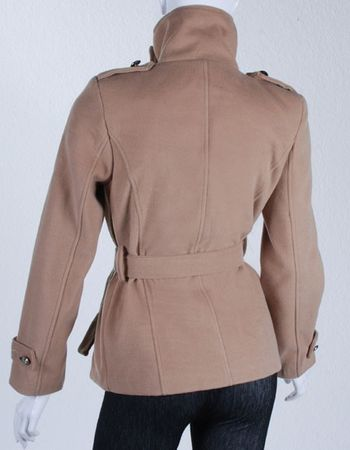 Laeticia Dreams Winterjacke im Military Stil – Bild 16