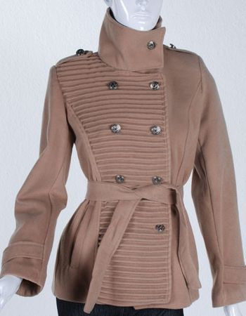 Laeticia Dreams Winterjacke im Military Stil – Bild 13