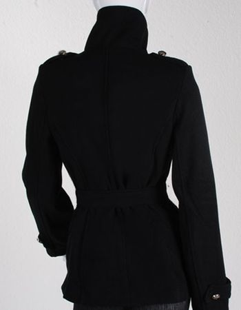 Laeticia Dreams Winterjacke im Military Stil – Bild 5