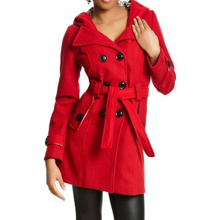 Laeticia Dreams Trenchcoat Winterjacke – Bild 15