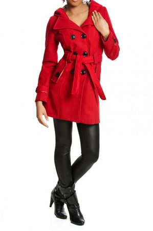 Laeticia Dreams Trenchcoat Winterjacke – Bild 16