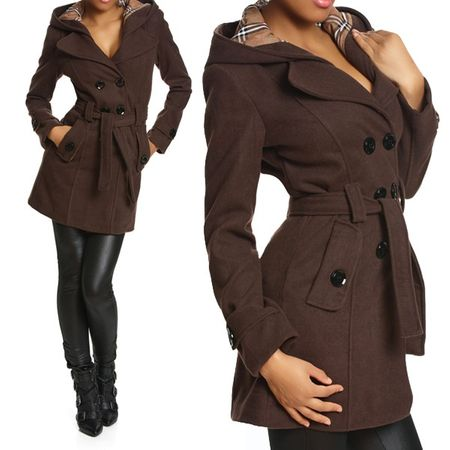 Laeticia Dreams Trenchcoat Winterjacke – Bild 23