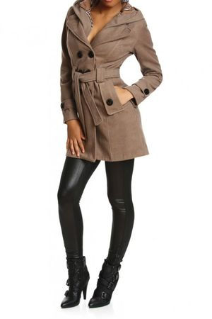 Laeticia Dreams Trenchcoat Winterjacke – Bild 20