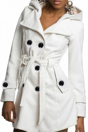 Laeticia Dreams Trenchcoat Winterjacke – Bild 13