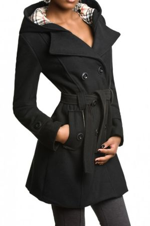 Laeticia Dreams Trenchcoat Winterjacke – Bild 7