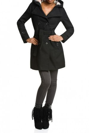 Laeticia Dreams Trenchcoat Winterjacke – Bild 8