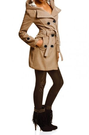 Laeticia Dreams Trenchcoat Winterjacke – Bild 4