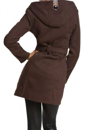 Laeticia Dreams Trenchcoat Winterjacke – Bild 25