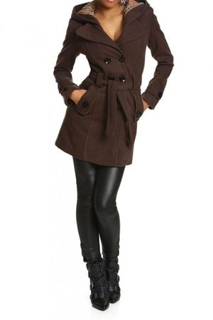 Laeticia Dreams Trenchcoat Winterjacke – Bild 24