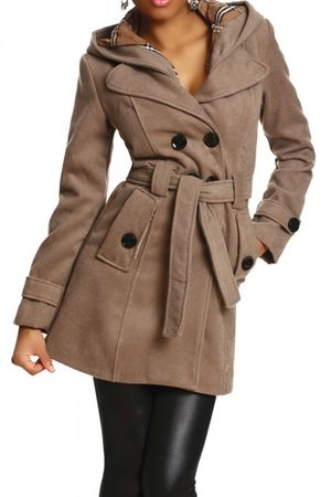 Laeticia Dreams Trenchcoat Winterjacke – Bild 21
