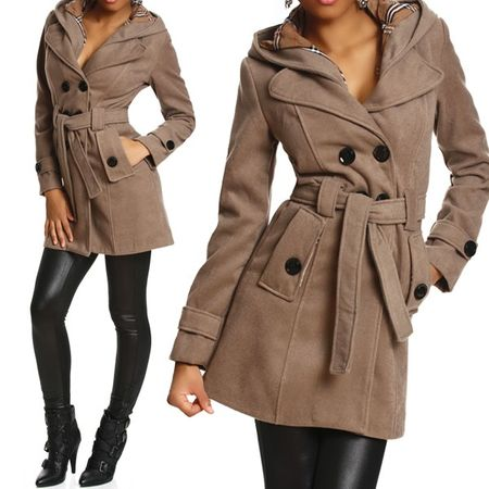 Laeticia Dreams Trenchcoat Winterjacke – Bild 19