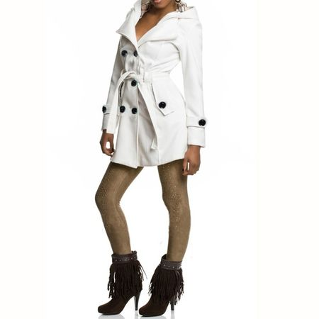 Laeticia Dreams Trenchcoat Winterjacke – Bild 11