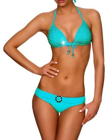 S. K. Push Up Neckholder Bikini – Bild 11