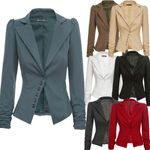 Laeticia Dreams Business Blazer 001