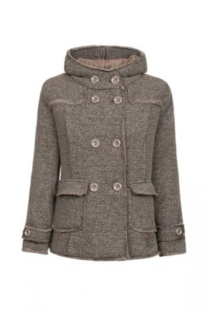 Laeticia Dreams Damen-Parka  im Patchwork Look – Bild 5