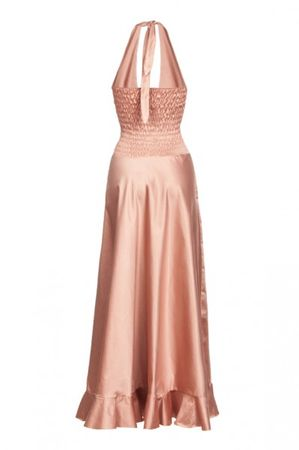 Laeticia Dreams Abendkleid Neckholder – Bild 9